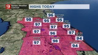 Super Hot & Dry Pattern Rolls On!