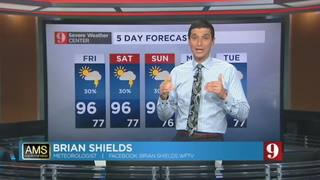 5-Day Forecast for July 29
