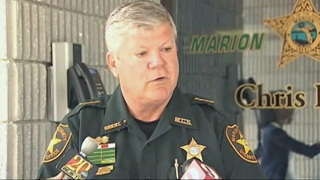 Former Marion County sheriff resigns, withdraws from sheriff