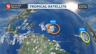 Eye On The Tropics