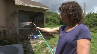 Woman discovers home was built on the wrong lot