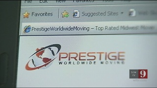 Moving company promises Volusia family it