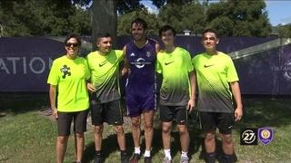 Kaka, Orlando City host Special Olympics guests