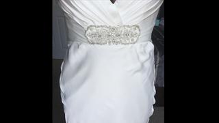 Bride says wedding dress botched by seamstress at Orange County shop
