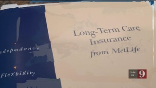 Action 9: Insurance companies seek huge rate hike for long-term care
