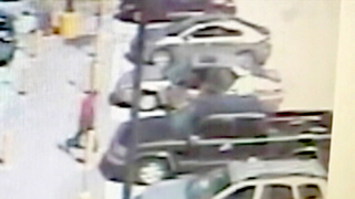 Surveillance video shows woman being carjacked outside Casselberry Walmart