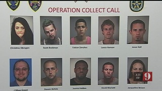 10 accused of smuggling narcotics, contraband into Lake County Detention Center