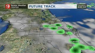 Weekend Preview as weather gets active