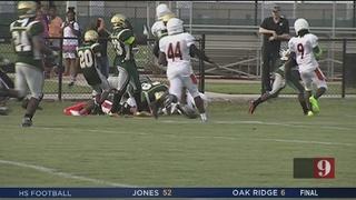 Jones vs. Oak Ridge