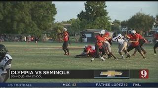 Olympia vs. Seminole