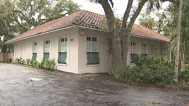 Church building turned swingers club in Daytona Beach
