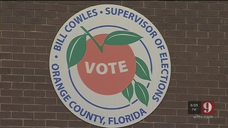 Orange County works to fill major shortage of poll workers