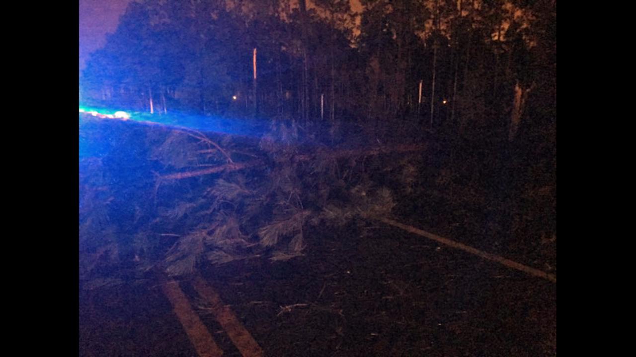 photos possible tornado damage in winter garden wftv