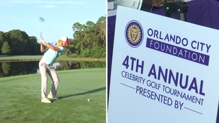 Orlando City Foundation Celebrity Golf Tournament