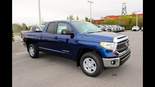 Get to know the 2017 Toyota Tundra