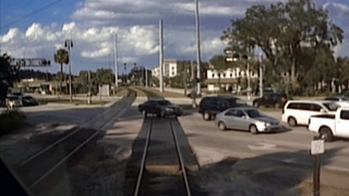 SunRail releases video showing train slam into car in Longwood
