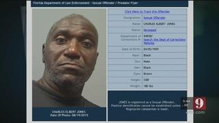 9 Investigates: Sex offender