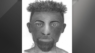 Sketch released of man suspected of exposing himself to juvenile