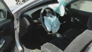 Takata, Mazda being sued after Orange County woman says airbag exploded…
