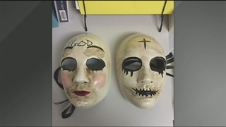 Florida teens arrested for wearing Purge masks, scaring students