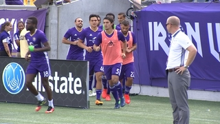 Oduro scores in 2nd straight game, Impact beats Orlando City