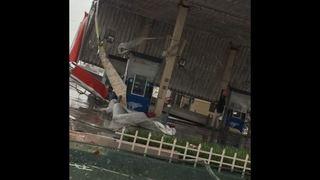 Photos: Hurricane Matthew pummels through Bahamas