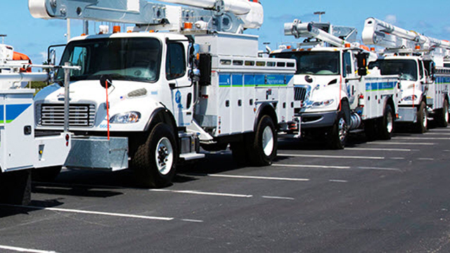 Outages Power Companies Ready To Respond To Hurricane