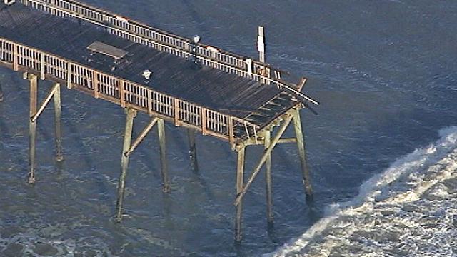 Some bridges reopen in daytona beach but sunglow pier for Daytona beach fishing pier