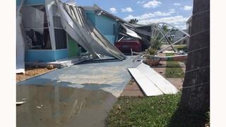 Photos: Hurricane Matthew Damage in Flagler Beach