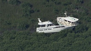 Photos: Skywitness 9 surveys Hurricane Matthew damage