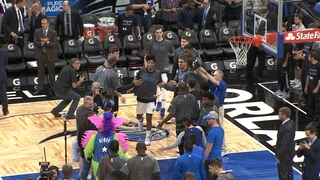 Fournier scores 20 but Magic fall to Spurs