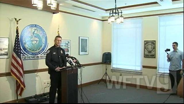 Raw Winter Park Police Gives Update On Teen 39 S Beating Death Wftv
