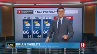 5-day forecast for Oct. 19