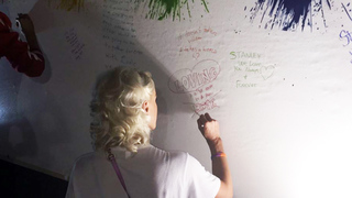 Mural at Pulse nightclub reminder of 'hope in the world,