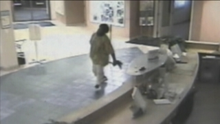 Surveillance video shows moments before fatal Titusville hospital shooting