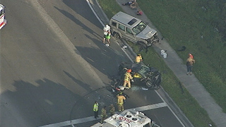Fatal crash shuts down State Road 44 in Volusia County