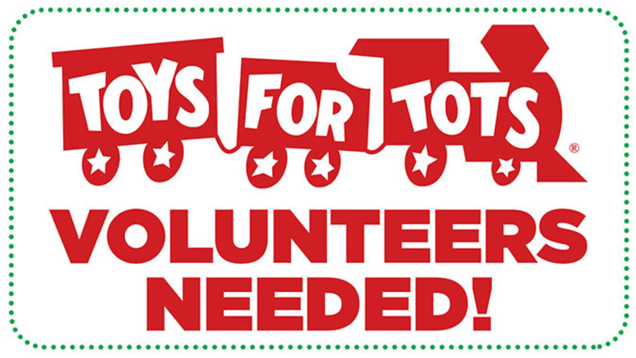 Toys For Tots Volunteer