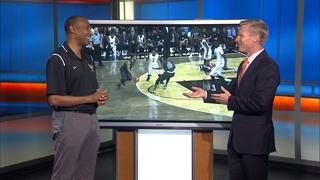 Head Coach Johnny Dawkins previews the 2016/2017 UCF Basketball season