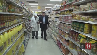 Action 9 investigates grocery stores that failed state inspections