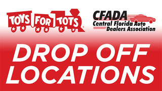 Participating CFADA Toys for Tots drop off locations