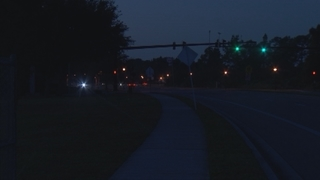 Residents demand more streetlights after teen hit on bike in Orange County