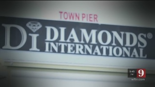 Action 9 investigates risky diamond deals on cruises