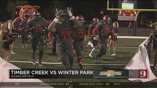 Timber Creek vs. Winter Park
