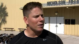 Raw Interview: Army Veteran, UCF lineman Rory Coleman