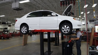 Catch up on Toyota Service before a road trip
