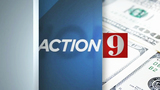 Action 9: Woman billed for satellite TV she didn