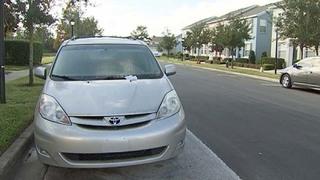 Avalon Park residents hope minivan eyesore will be moved to finish…