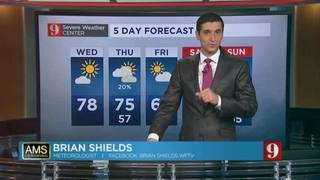 5-day forecast for Dec. 7