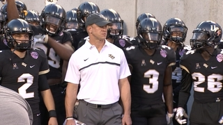 UCF Falls in Cure Bowl, 31-13