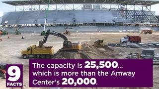 Watch: 9 Facts about the Orlando City Soccer Stadium